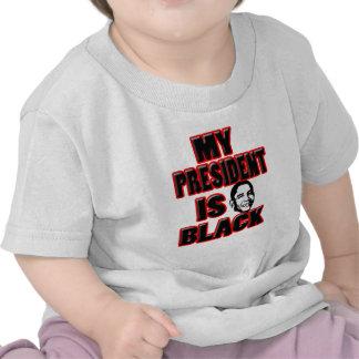 My President Is Black T-shirts