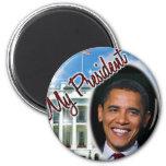 my_president_obama imán para frigorifico