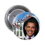 my_president_obama pin