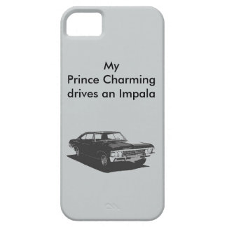 My Prince Charming Drives an Impala iPhone SE/5/5s Case