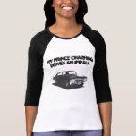 My Prince Charming Drives an Impala T-shirt