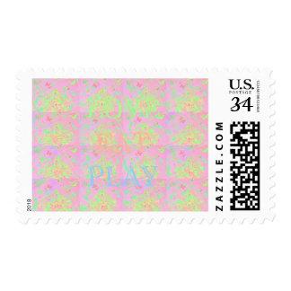 My Princess  love eat play Hakuna Matata gifts Stamp