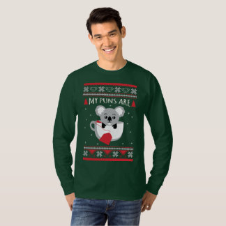 My Puns Are Ugly Sweater Christmas