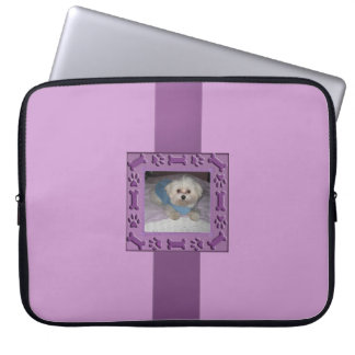My Puppy Laptop Sleeve