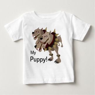 My puppy tee shirt