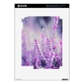 My Purple Dream iPad 3 Skin