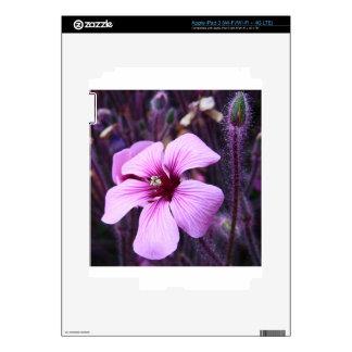 My Purple Dream World Decal For iPad 3