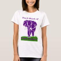 My Purple Elephant T-Shirt