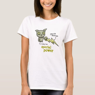 My pussy has a greenish discharge. T-Shirt