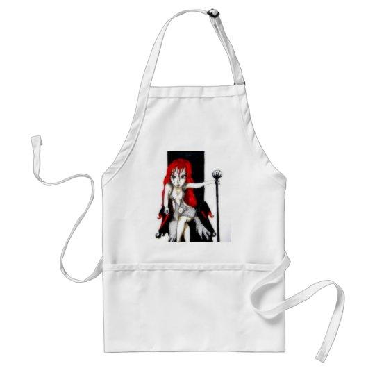 my queen adult apron