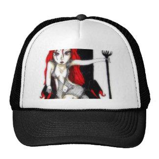 my queen trucker hat