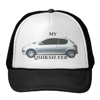 My Quiksilver Trucker Hat
