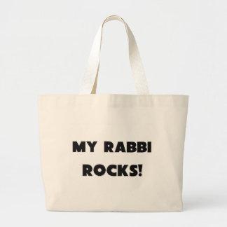 MY Rabbi ROCKS! Bag