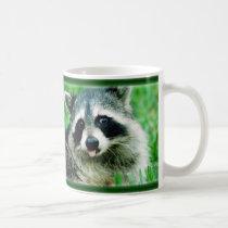 My Raccoon is Smarter than Your President Coffee Mug