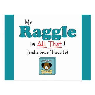 My Raggle is All That! Postcards