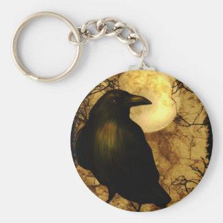My Raven Keychain