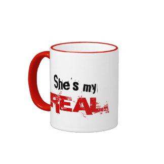 My REAL Mug