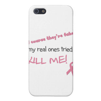 My Real Ones Tried to Kill Me iPhone 5 Covers