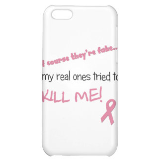 My Real Ones Tried to Kill Me iPhone 5C Covers
