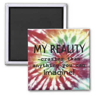 My Reality Square Magnet