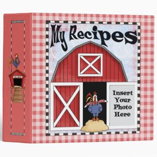 My Recipes Avery Binder