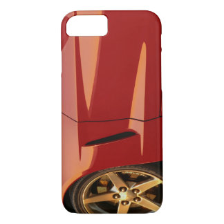 My Red Corvette iPhone 8/7 Case