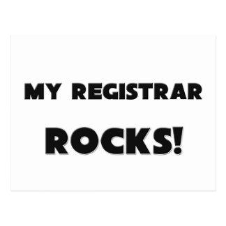 MY Registrar ROCKS! Postcard