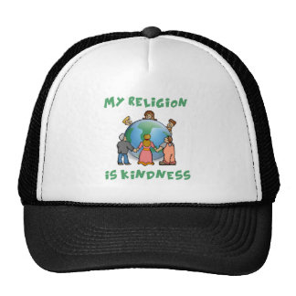 My Religion is Kindness Trucker Hat