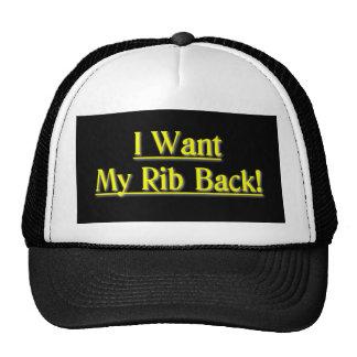 My Rib Trucker Hat