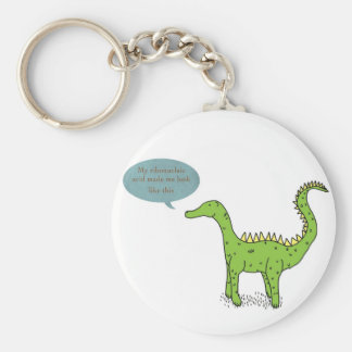 My ribonucleic acid made me look like this keychains