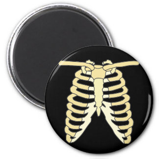 My Ribs 2 Inch Round Magnet