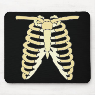 My Ribs Mouse Pad