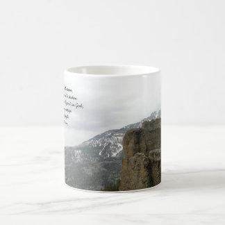 My Rock and Salvation Coffee Mug