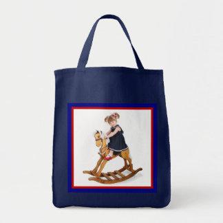My Rocking Horse Tote Bag
