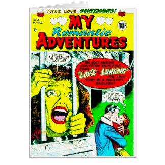 My Romantic Adventures Card
