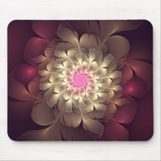 My Rose mousepad