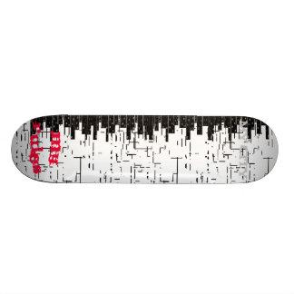 My Rules Skateboard Deck