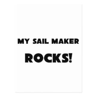 MY Sail Maker ROCKS! Postcard