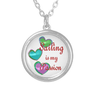 My Sailing Passion Custom Necklace