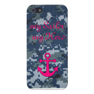 my sailor my hero NWU phone case