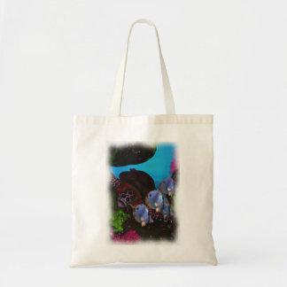 My sanctuary canvas bag