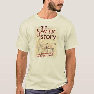 My Savior Story Photo T-Shirt