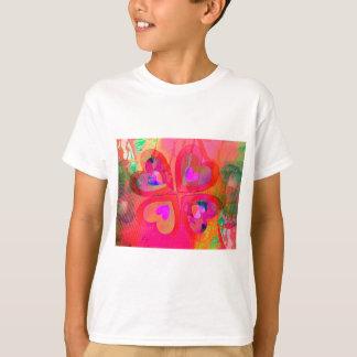 My screaming  pink heart T-Shirt