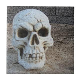 My Scull Ceramic Tile