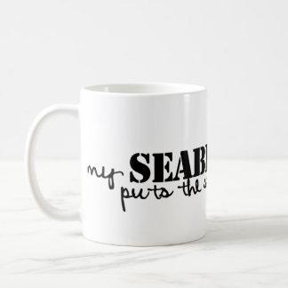 My Seabee puts the stars in my sky! Coffee Mug