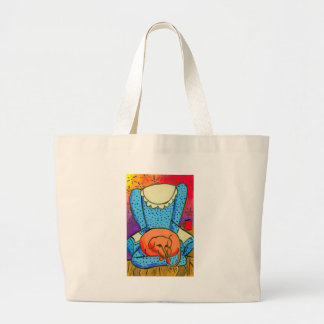 My Seat Now Canvas Bags