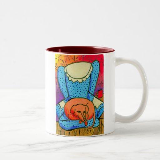 My Seat Now Coffee Mug