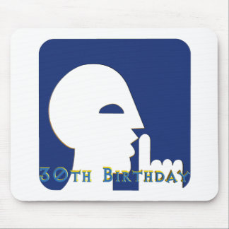 My Secret 30th Birthday Gifts Mouse Pad