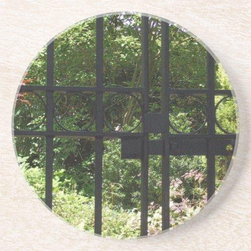 My Secret Garden Coaster