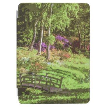 My Secret Green Garden Artwork   iPad Air Case